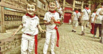 Llevo a mis hijos a fiestas con agresiones sexistas y alcohol, los llevo a San Fermín