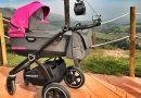 Jedo Trim: Un cochecito de bebé Premium de construcción europea